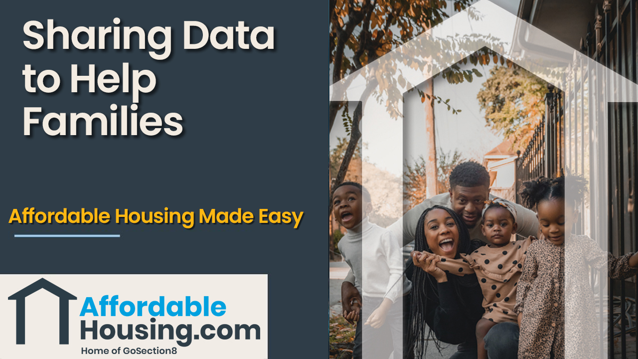 sharing data to help families v2